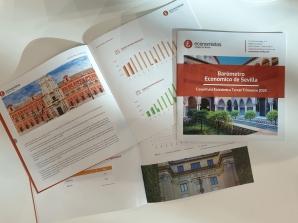 Presentación del 6º Barómetro de Sevilla  del Colegio Profesional de Economistas de Sevilla